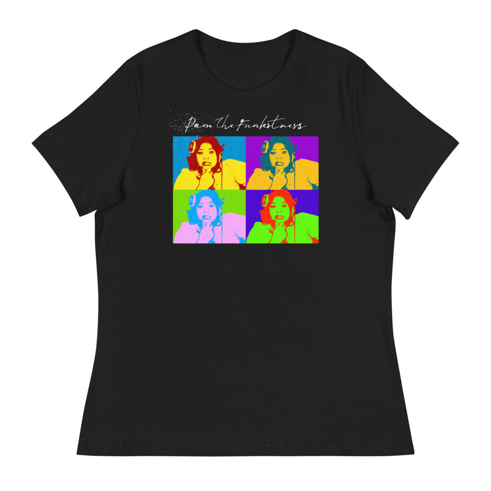 PAM THE FUNKSTRESS - POP LIFE WOMENS T-Shirt