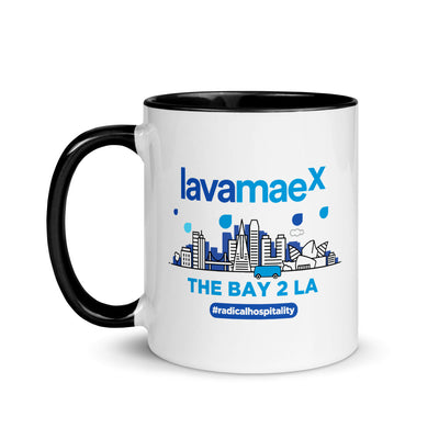 LavaMaeX  THE BAY 2 LA MUG - Beats 4 Hope