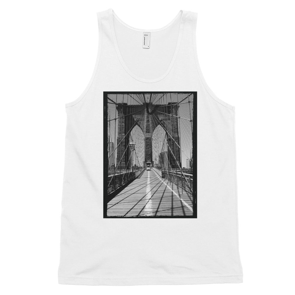 BROOKLYN BRIDGE Classic Tank Top