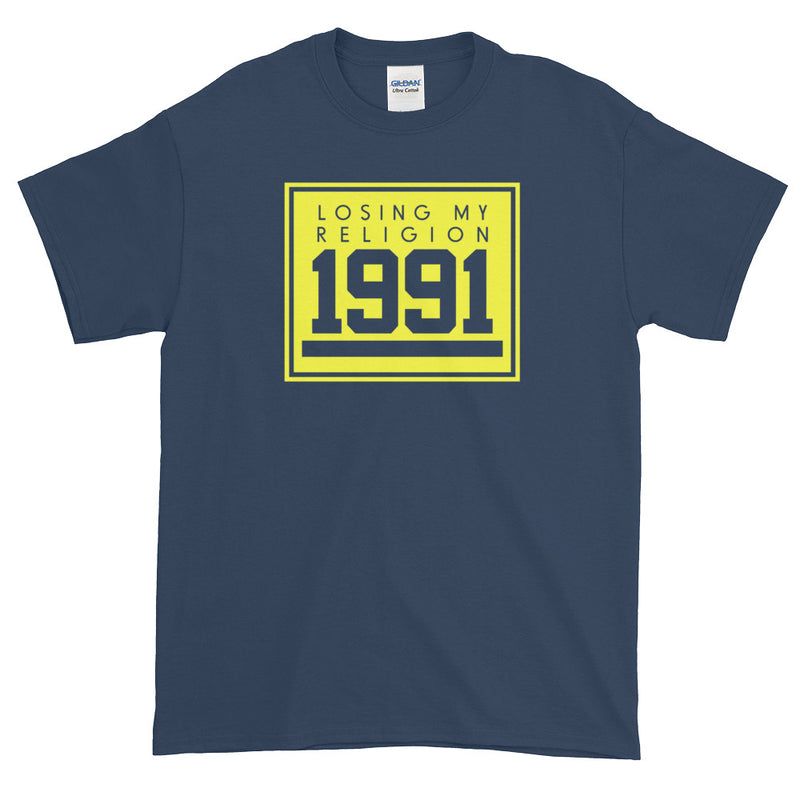 1991 LOSING MY RELIGION MEN'S T-SHIRT - Beats 4 Hope