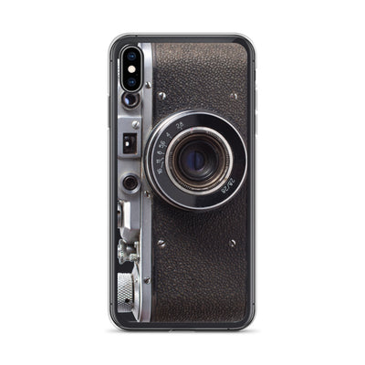 RETRO BLACK CAMERA iPhone Case & Cover - Beats 4 Hope