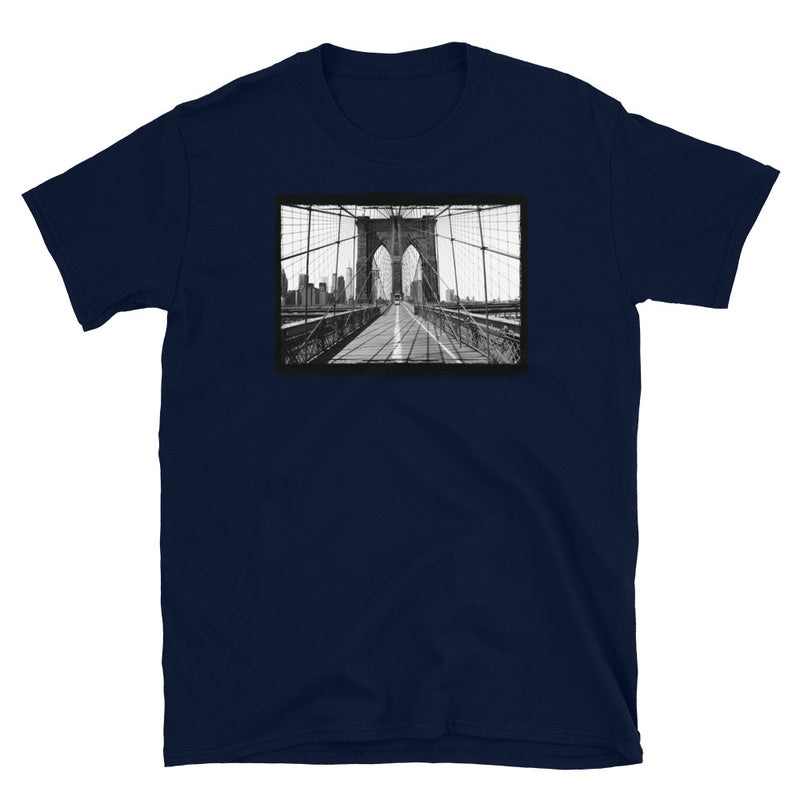 BROOKLYN BRIDGE Unisex T-Shirt - Beats 4 Hope