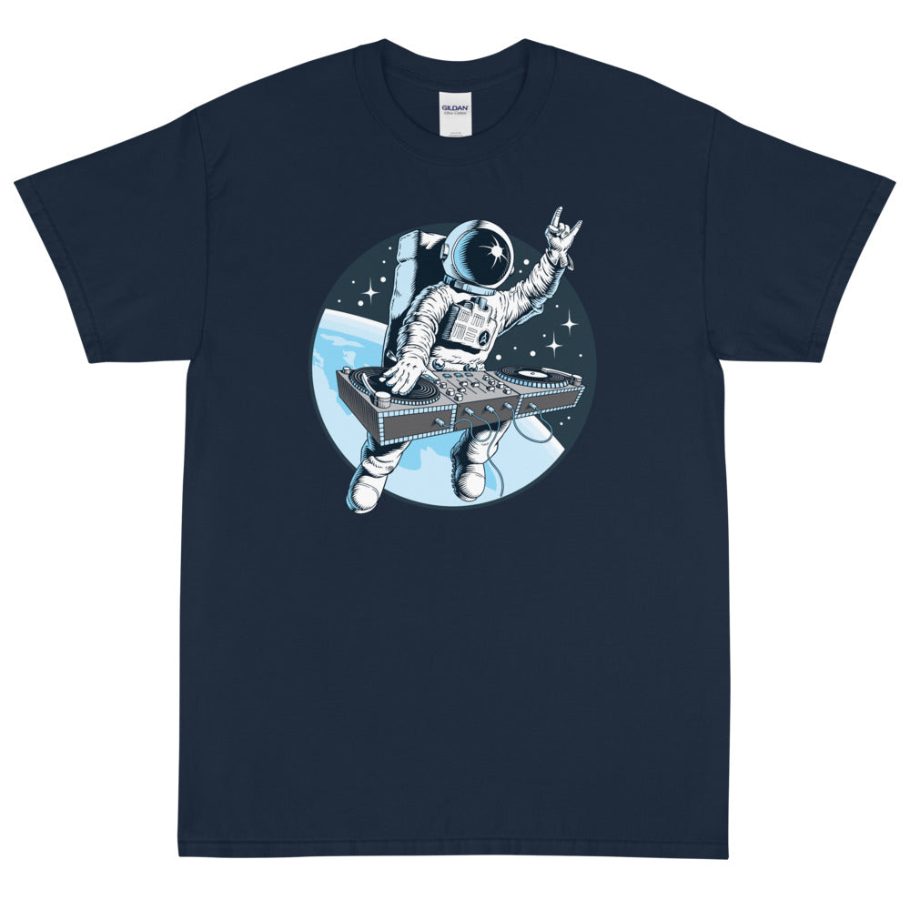 DJ LOST IN SPACE Men's X T-Shirt