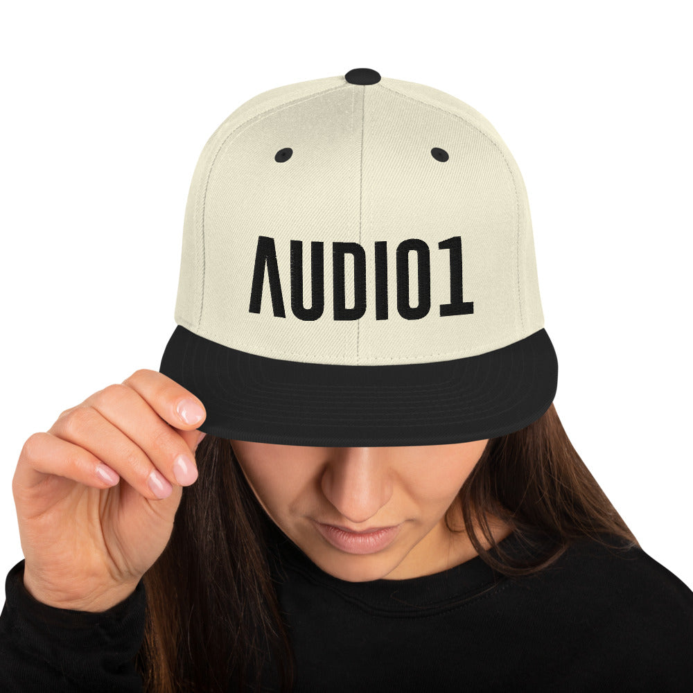 Audio 1 Snapback Hat - Beats 4 Hope