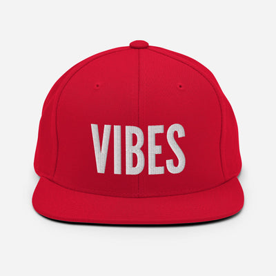VIBES - Snapback Hat - Beats 4 Hope