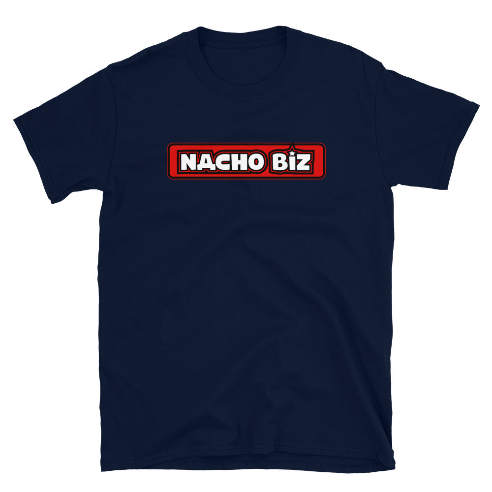 NACHO BIZ - RED Unisex T-Shirt - Beats 4 Hope