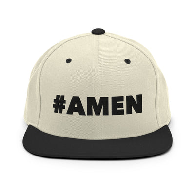 AMEN 2 - Snapback Hat - Beats 4 Hope