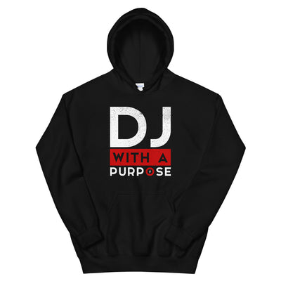 DJ WITH A PURPOSE Hoodie - Beats 4 Hope