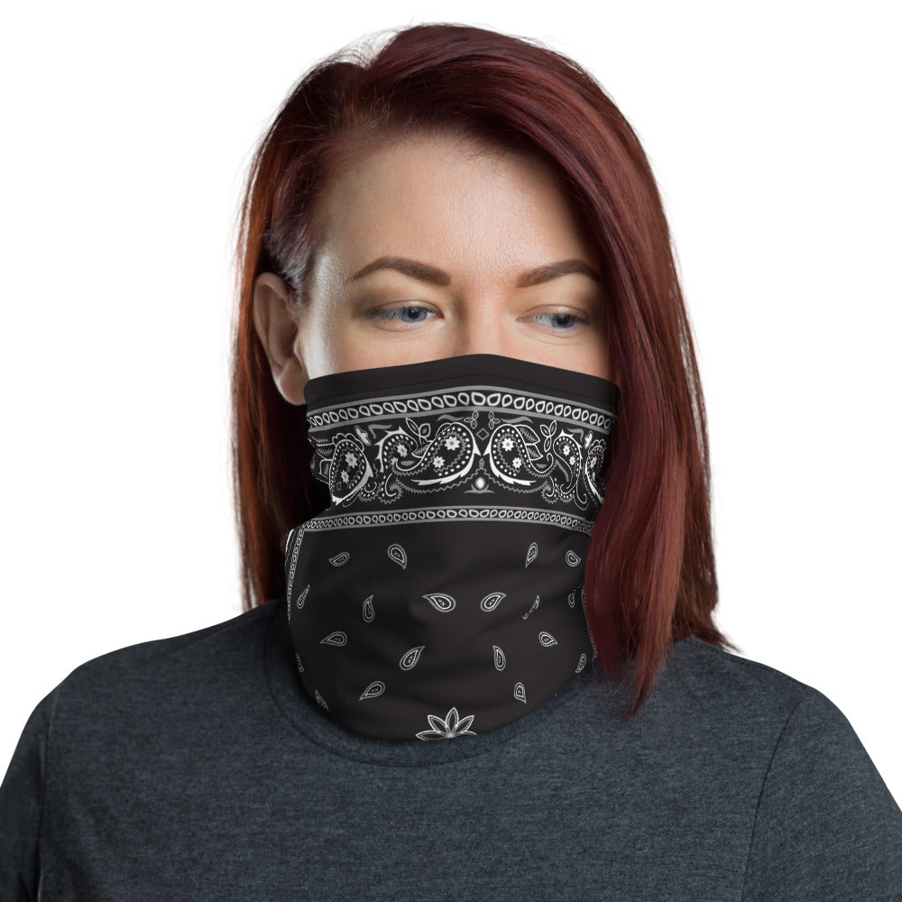 CHUY'S Black Neck Gaiter - Beats 4 Hope