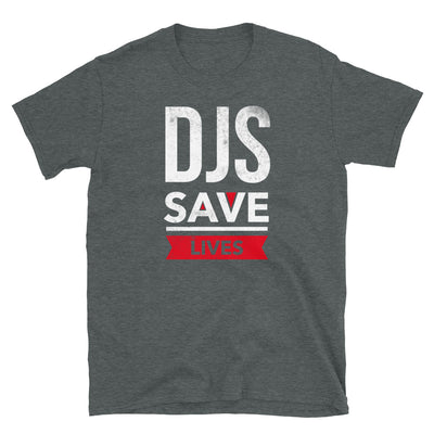 DJS SAVE LIVES T-Shirt - Beats 4 Hope
