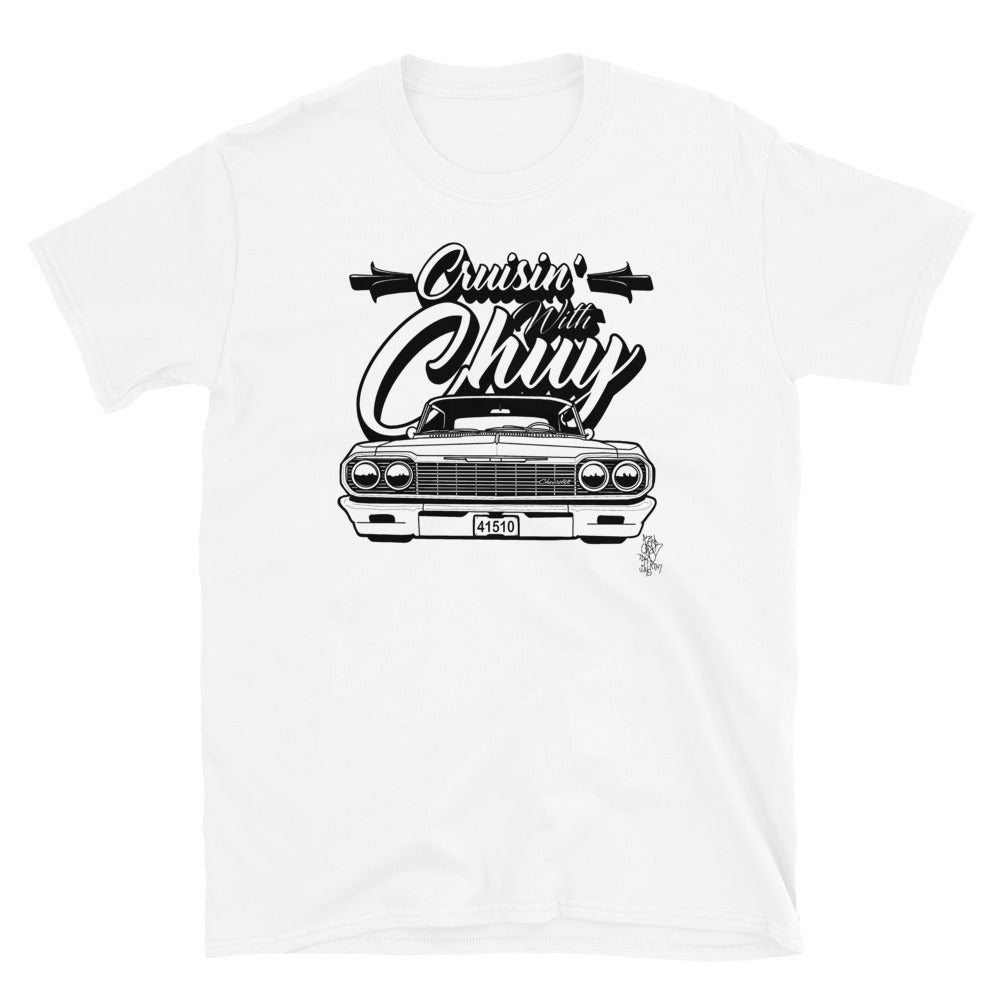 CRUISIN WITH CHUY Classic - T-Shirt - Beats 4 Hope