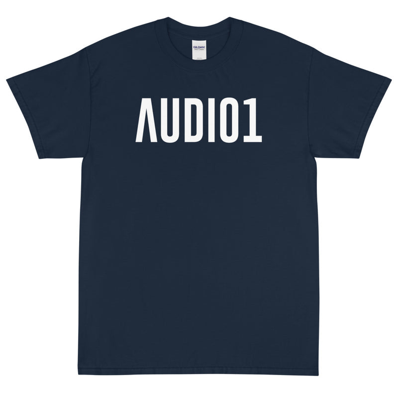AUDIO 1 - The Classic  Men's X T-Shirt - Beats 4 Hope