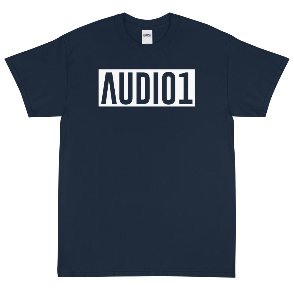 AUDIO 1 - The Original Men's X  T-Shirt - Beats 4 Hope