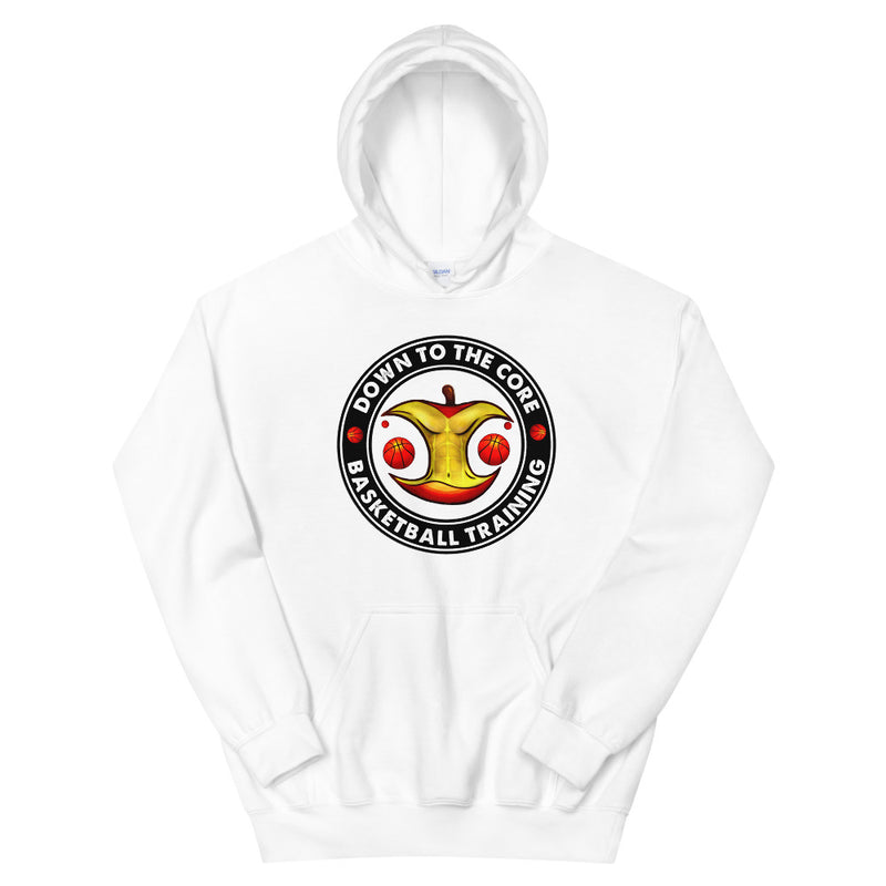 DOWN TO THE CORE BASKETBALL TRAINING - REMIX - Unisex Hoodie