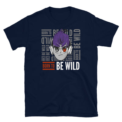 BORN TO BE WILD T-SHIRT - Beats 4 Hope
