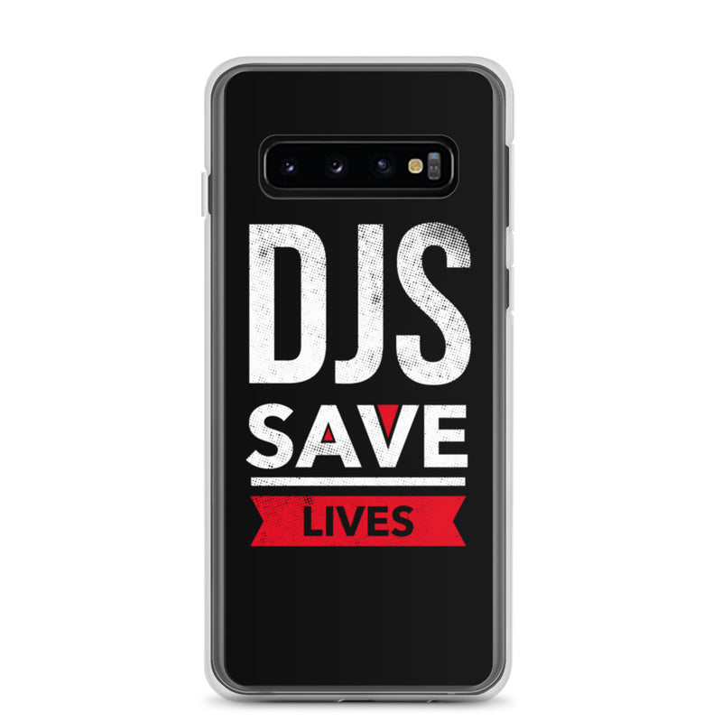 DJ SAVE LIVES Samsung Case