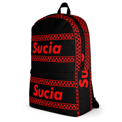 SUCIA RED - Backpack - Beats 4 Hope
