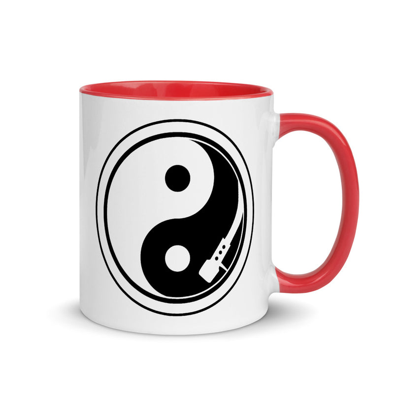 Yin and Yang Turntable Mug - Beats 4 Hope