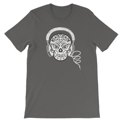 MUSIC SUGAR SKULL T-Shirt - Beats 4 Hope