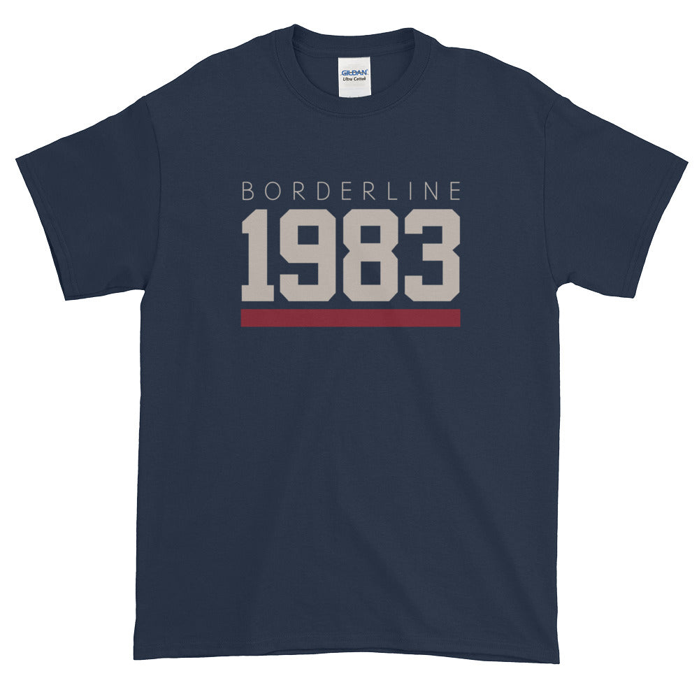 1983 BORDERLINE MEN'S TEE - Beats 4 Hope