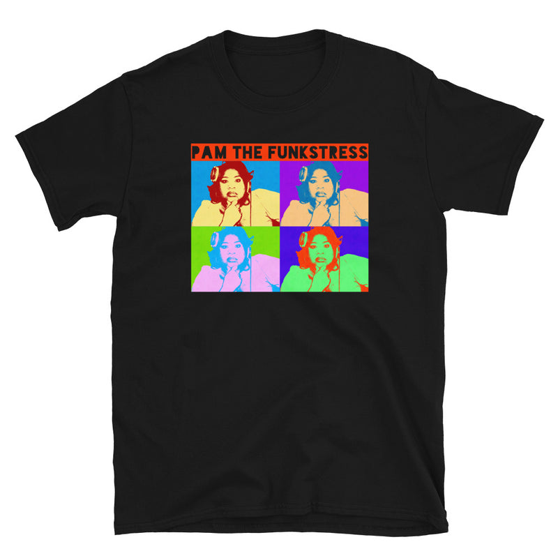 PAM THE FUNKSTRESS 80'S Pop T-Shirt