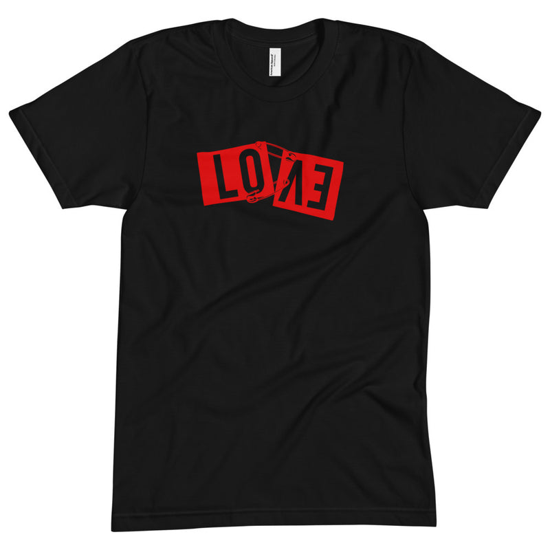SAFE LOVE TEE   SLIM FIT