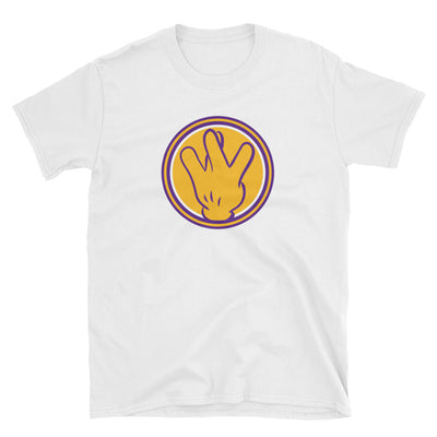 WEST COAST LAKER  T-Shirt - Beats 4 Hope