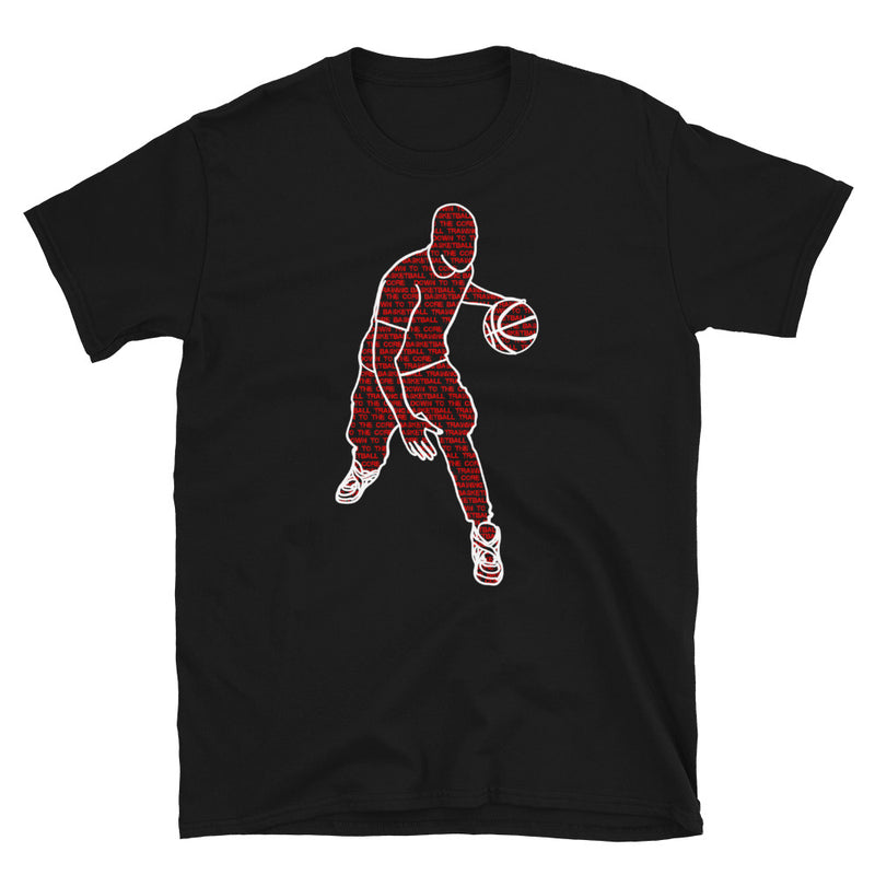 COACH MATT - RED T-Shirt