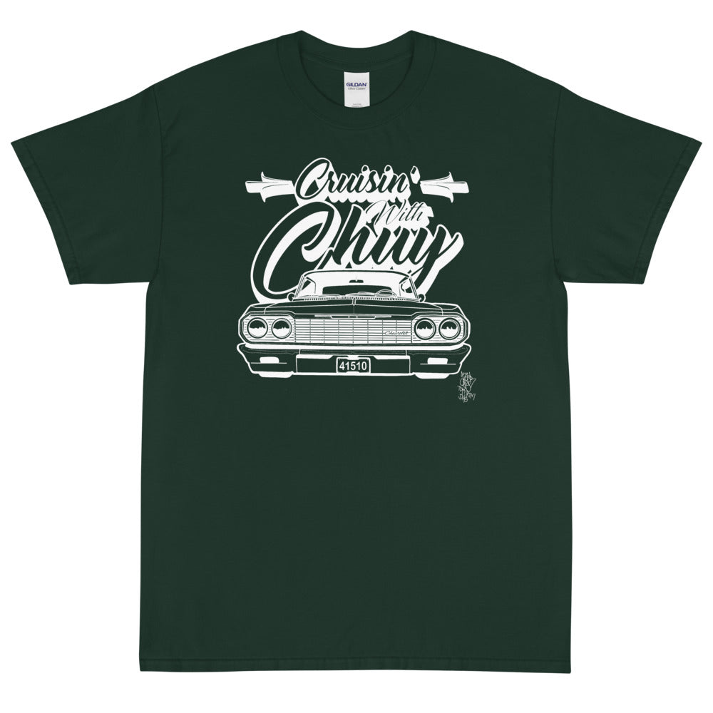 CRUISIN WITH CHUY Classic Men's X T-Shirt - Beats 4 Hope