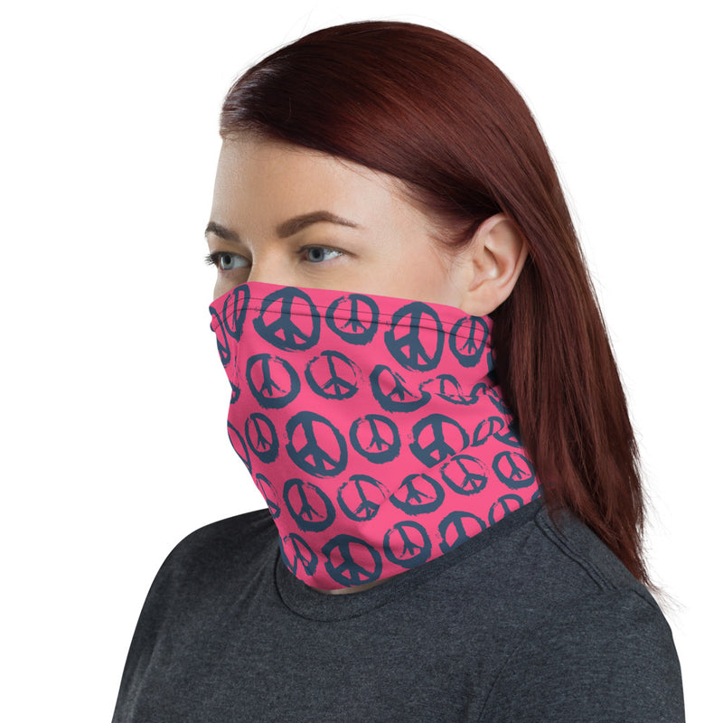 TIME FOR PEACE 2 Neck Gaiter - Beats 4 Hope