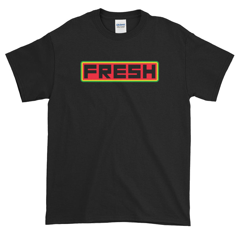 Be Fresh and Live Fresh Men's T-Shirt - Beats 4 Hope