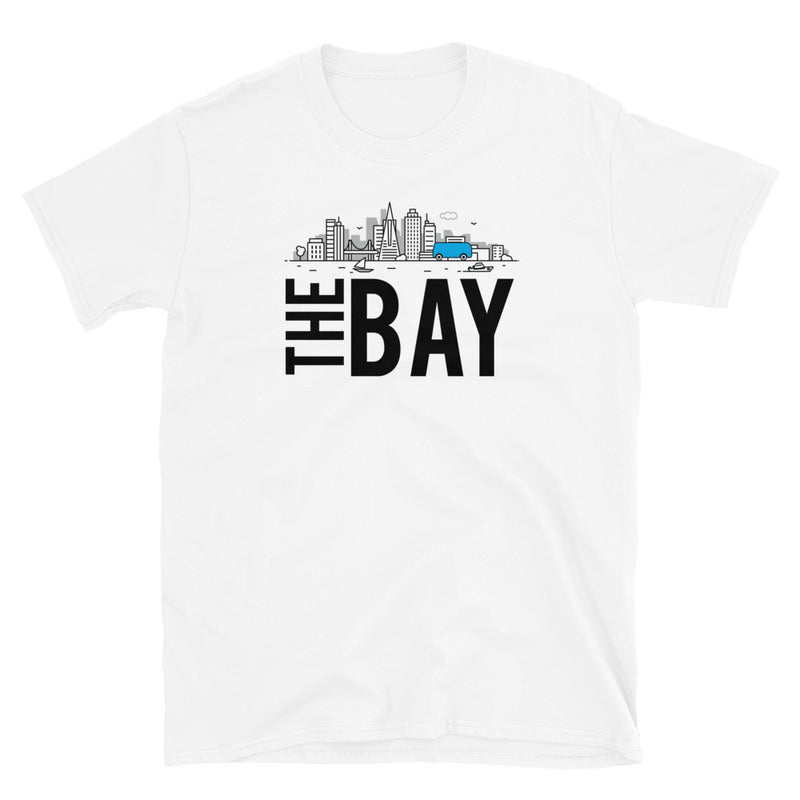 LavaMaeX THE BAY T-SHIRT