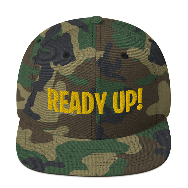 READY UP! Snapback Hat - Beats 4 Hope