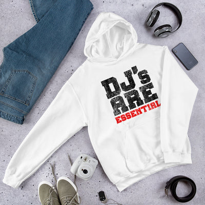 DJ's ARE ESSENTIAL Hoodie - Beats 4 Hope
