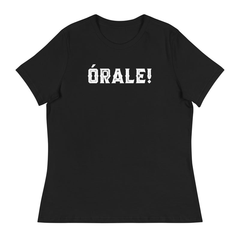 ÓRALE - Women's Relaxed T-Shirt - Beats 4 Hope