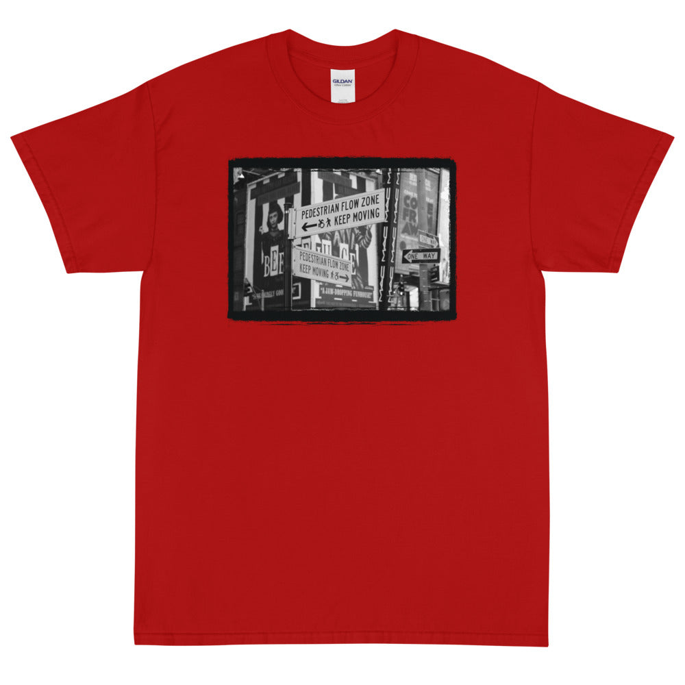 TIMES SQUARE  MEN'S X T-Shirt
