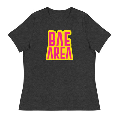 BAE AREA Women's Relaxed T-Shirt - Beats 4 Hope