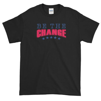 BE THE CHANGE MEN'S X T-Shirt - Beats 4 Hope