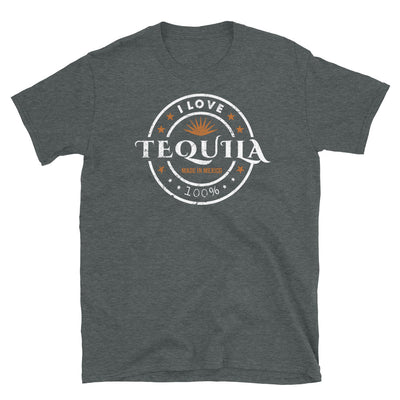 I LOVE TEQUILA T-Shirt - Beats 4 Hope