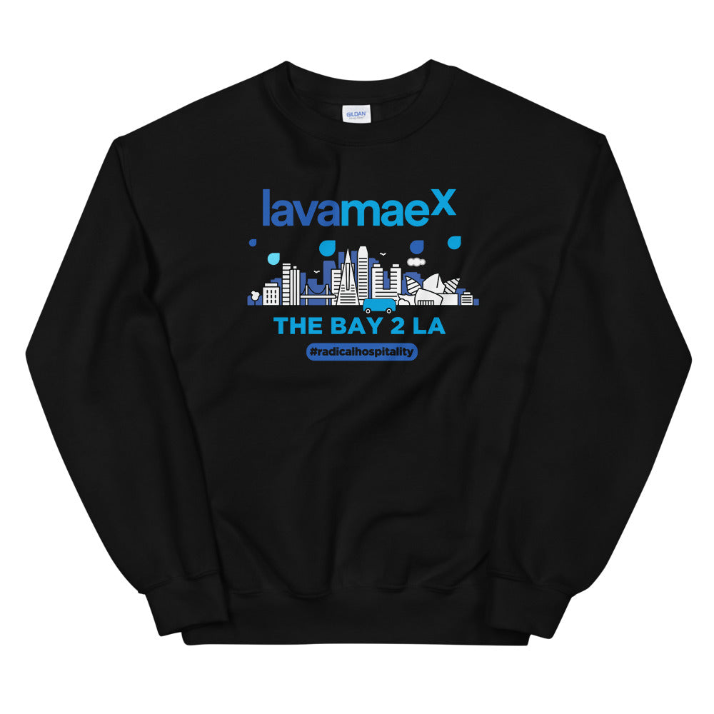 Lava MaeX Sweatshirt - Beats 4 Hope