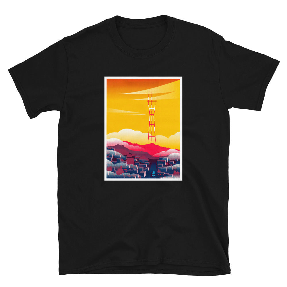 Lava MaeX San Francisco Bay T-Shirt - Beats 4 Hope