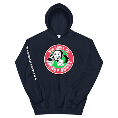 WHO LOVES YA CHUY? Hoodie - Beats 4 Hope
