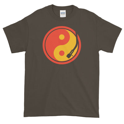 YIN AND YANG MEN'S TURNTABLE TEE - Beats 4 Hope