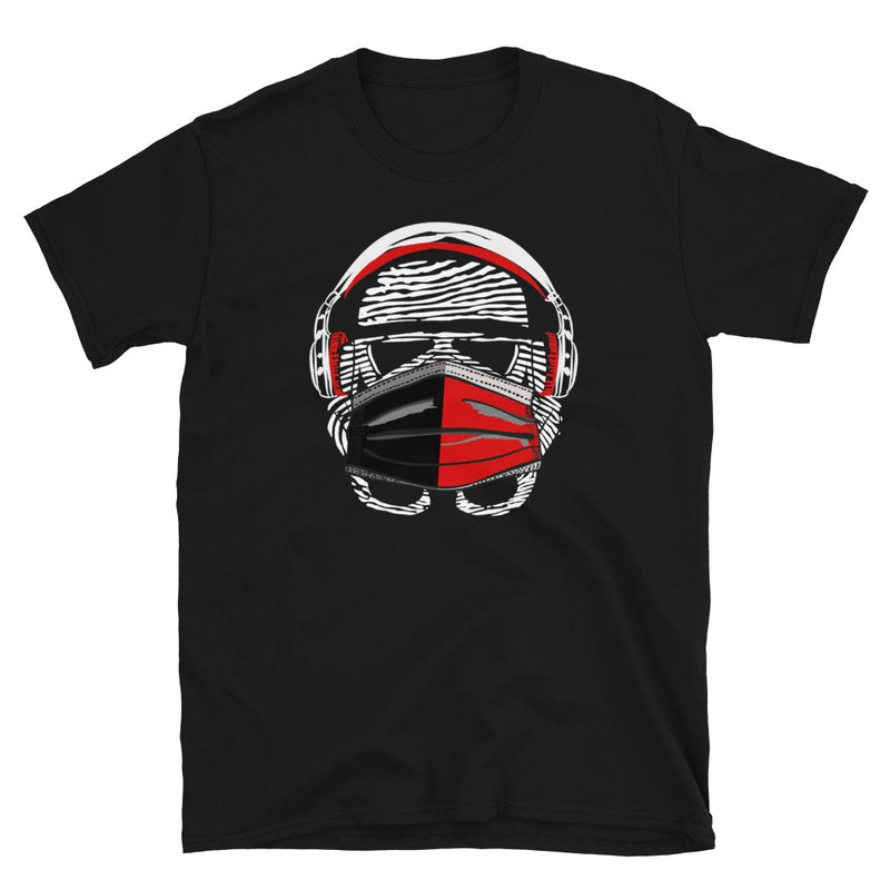 DJ STORM TROOPER C19 Red T-Shirt - Beats 4 Hope