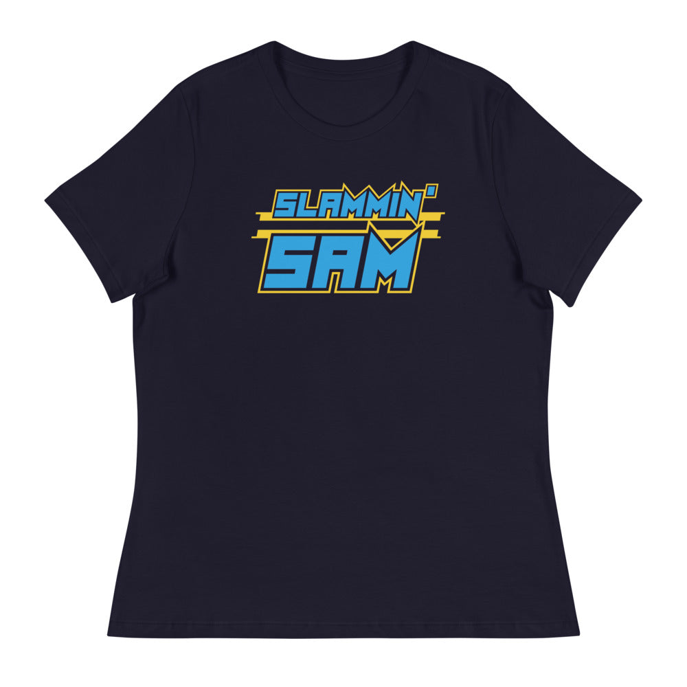 SLAMMIN' SAM LOGO TEE WOMEN'S - Beats 4 Hope