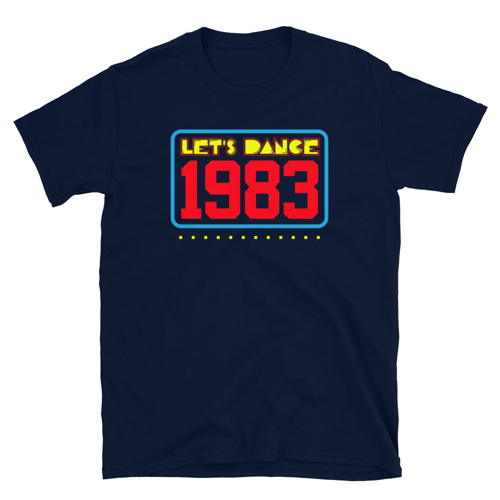 1983 LET'S DANCE T-SHIRT - Beats 4 Hope