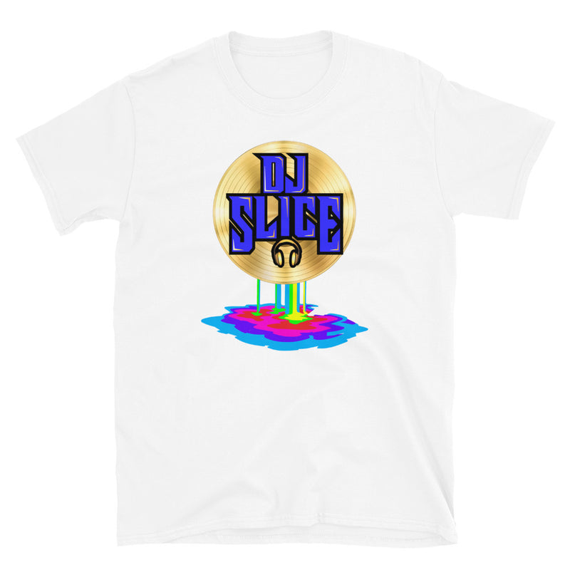 Dj SLICE GOLD LOGO T-Shirt