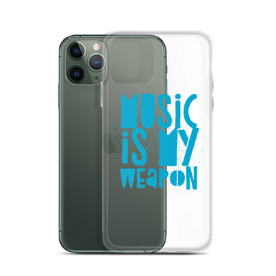MUSIC IS MY WEAPON - iPHONE - Beats 4 Hope