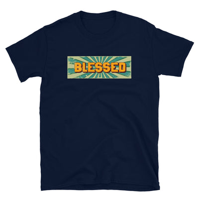BLESSED Short-Sleeve Shirt - Beats 4 Hope