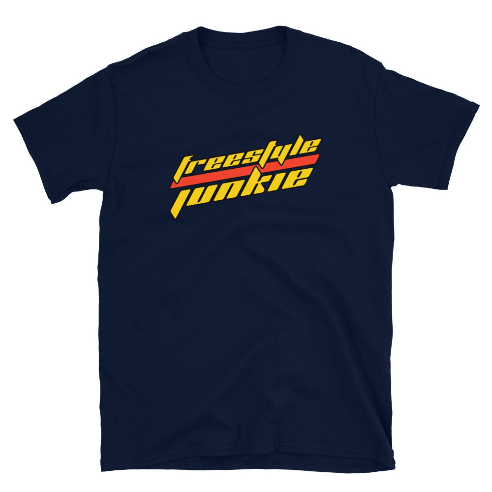 FREESTYLE JUNKIE  MARVEL TEE